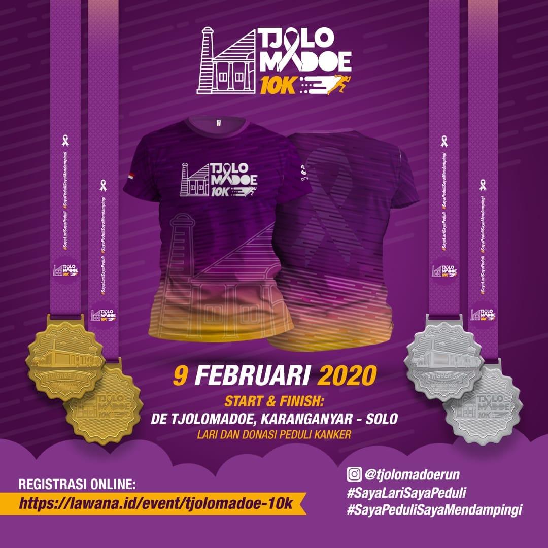 Tjolomadoe Run • 2020