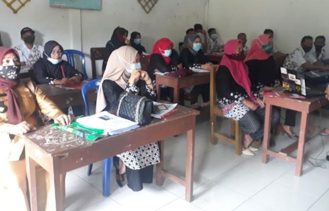 Pemdes dan BPD Desa Muara Punjung Ikuti Pelatihan