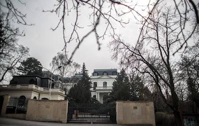 Czech Republic Expels 63 Russian Embassy Employees