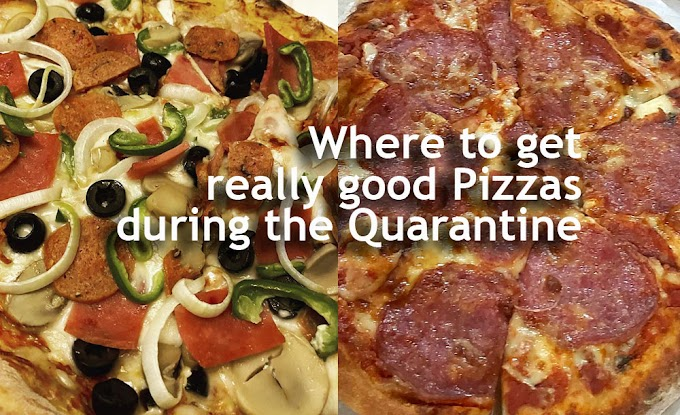 Beyond Mandaluyong : Get Great Pizzas from Discovery Primea