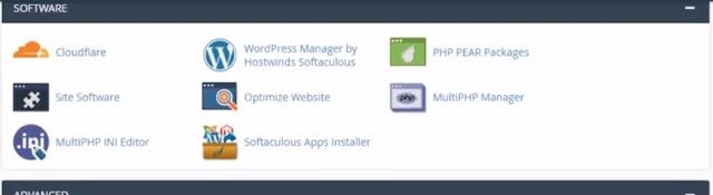 Wordpress installer - install wordpress on Hostwinds hosting