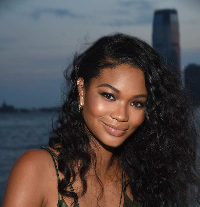 black supermodel chanel iman makeup