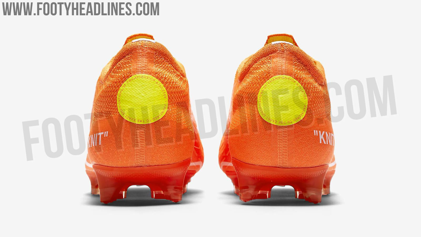 885f3d54c2a LEAK + INFO: Nike x Off-White Football Collection Ahead of 2018 ...