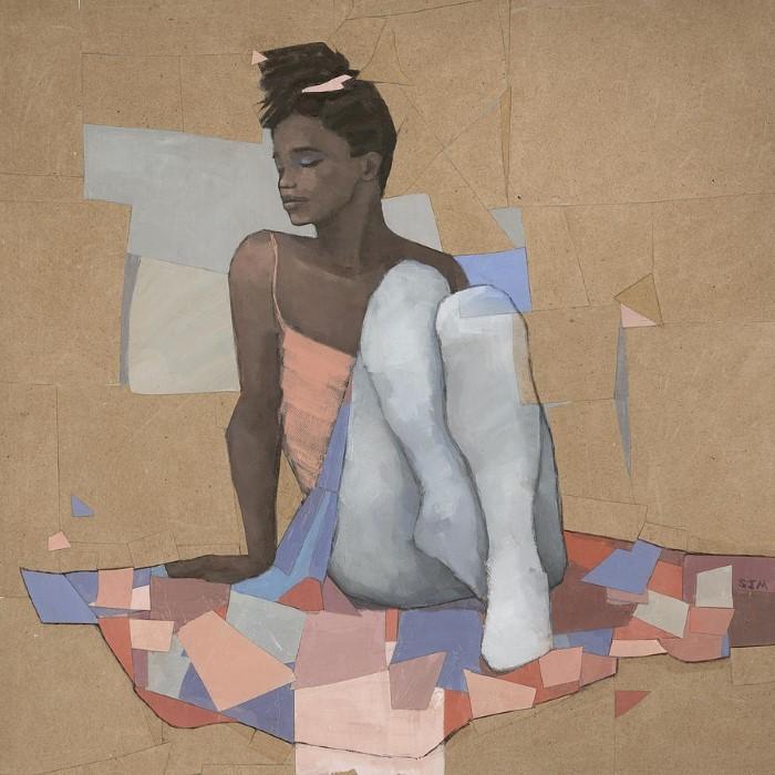 Британский художник. Steve Mitchell