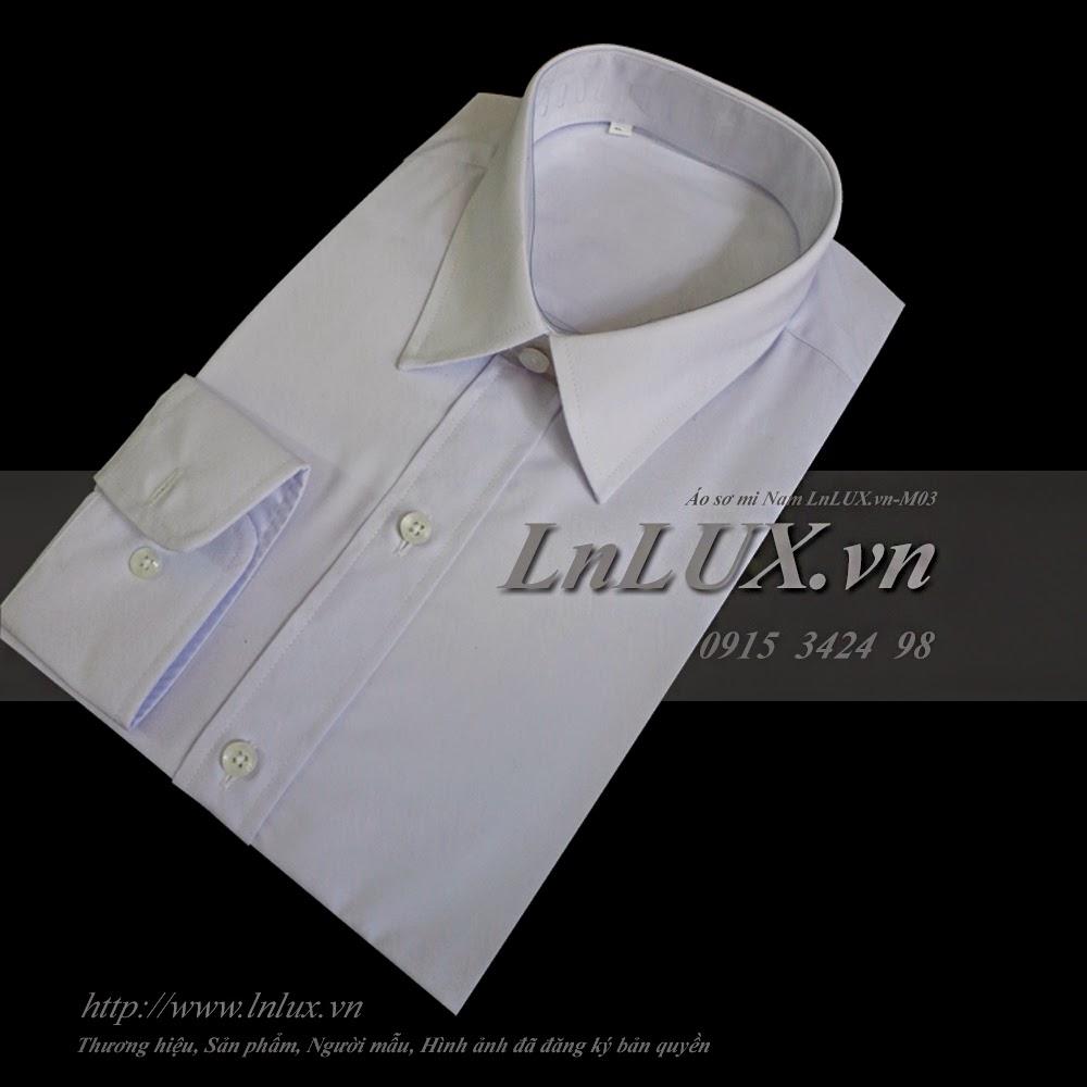 ao-so-mi-nam-trang-lnlux-m03-0915342498