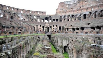 Reconstrucción Coliseo Romano