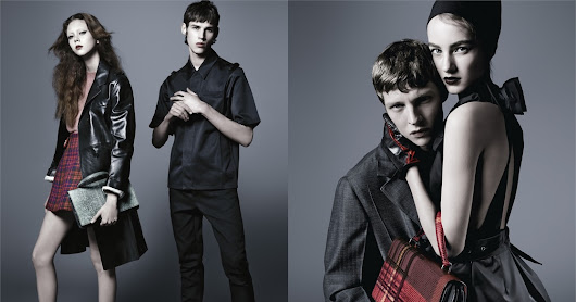 Prada, The Broken Arm Celebrate Photo Collaboration