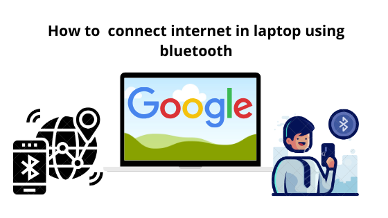 How to establish internet connection between mobile & laptop