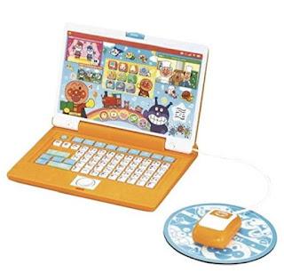 アンパンマンのパソコン