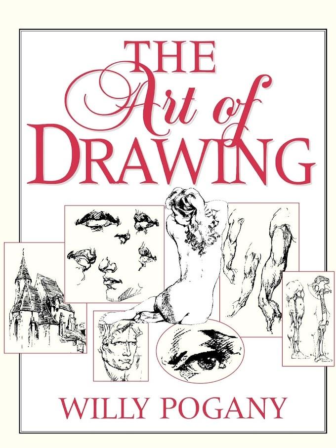 3 quyển sách dạy vẽ cơ bản cho người mới bắt đầu