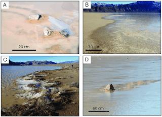 El hielo y el viento, el gran motor de las Piedras Deslizantes