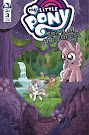 My Little Pony Spirit of the Forest #3 Comic Cover B Variant