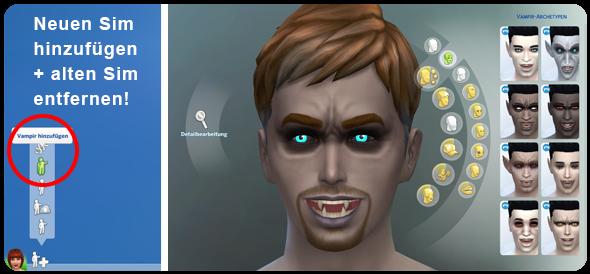 Sims 4 Vampire Der Praktische Unleben Guide Nerd Gedanken