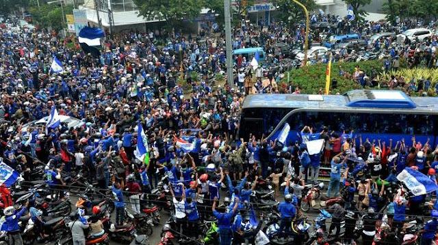 Protes Untuk PSSI, Bobotoh Persib tidak menggencarkan TimnasDay