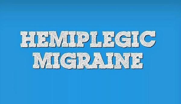 Hemiplegic Migraines