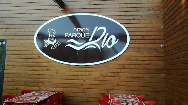 Bar da Praia Fluvial de Adaúfe - braga Parque Rio