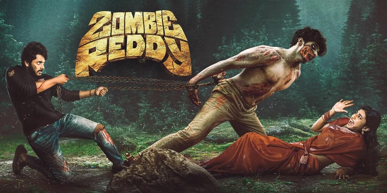 Zombie Reddy 2021 Full Movie Watch Online