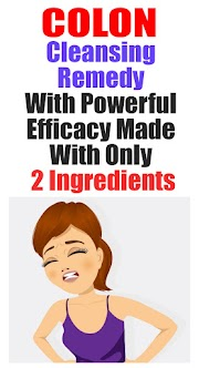 Colon Cleansing Remedy With Powerful Efficacy Made With Only 2 Ingredients