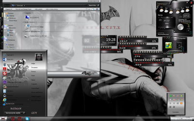 Batman Transformation Pack for Windows-2