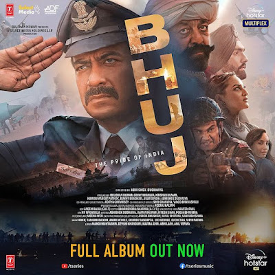 Bhuj the Pride of India, ajay evgn, sanjay dutt and sonakshi sinha