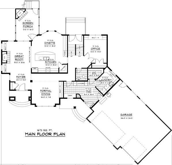 Luxury house plan 39