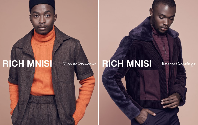 Rich Mnisi, South African Designer, Normadic