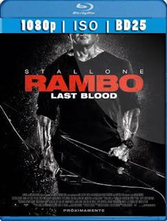 Rambo: La Última Misión (2019) BD25 [1080P] Latino [Google Drive] Panchirulo