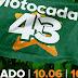 Motocada de Gilvandro Estrela será realizada neste sábado (10/06)