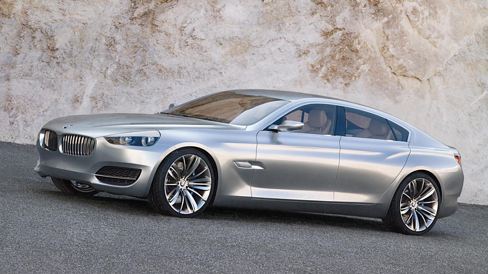 2007: BMW Concept CS