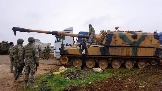 Turquía vuelve a amenazar con recurrir al uso de fuerza en Idlib