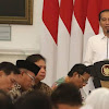 Diawal Tahun 2020 Gas Mahal Jokowi, Gelar Rapat Kordinasi Pertama Di Istana Negara