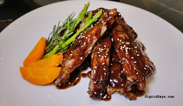 Father's Day platter- Father's Day 2019 - Bacolod restaurants - Seda Capitol Central - Happy Father's Day -Bacolod hotel - Bacolod blogger - hickory smoked ribs