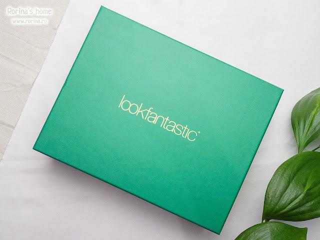 Lookfantastic Beauty Box октябрь 2018: наполнение