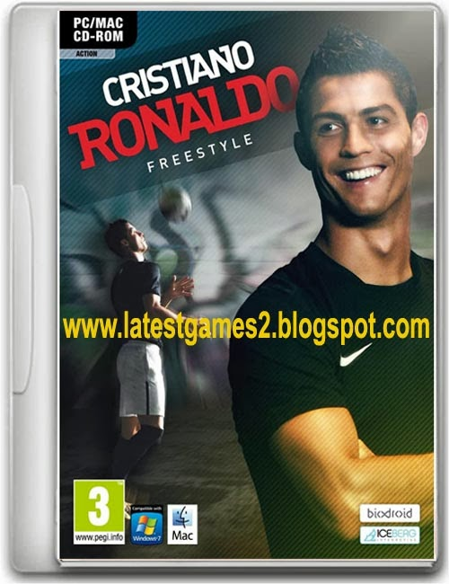 Games download for pc: cristiano ronaldo freestyle game soccer pc.