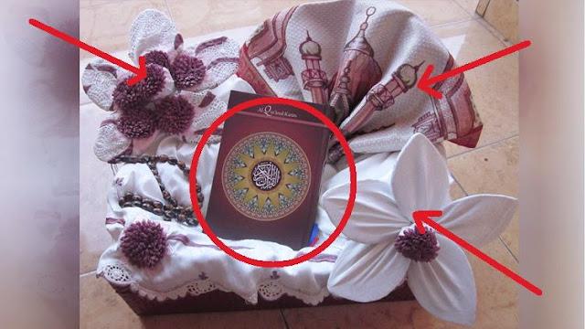 Ini Konsekuensi Jika Mahar Berupa Al Qur'an Dan Seperangkat Alat Sholat