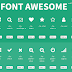 How to use Fa Fa Font Icons on your websites and blogspot