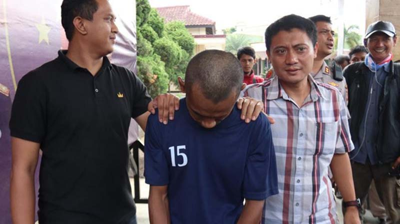 Polisi Telusuri Facebook Milik Duda Bejat Pemerkosa ABG Bandung