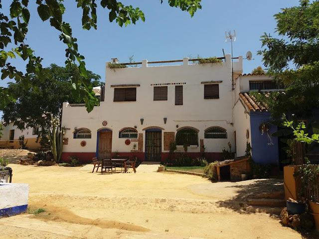 Casa Mediterranea afuera