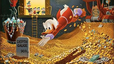 4 Gilnean Raven per hour...= profit