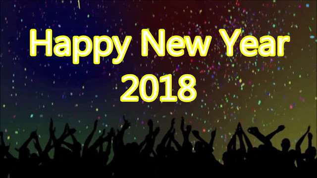 New Year 2018 Messages In English