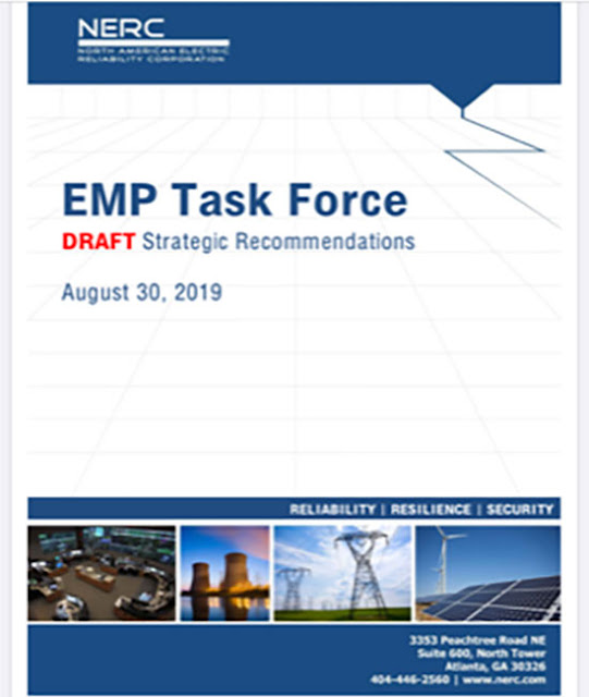 Recommendations from the EMP Task Force (Source: www.nerc.com)