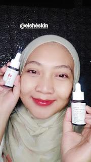 Review serum mencerahkan, serum glowing, serum anti aging, serum retinol, serum anti penuaan dini