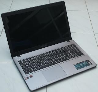 Laptop Gaming Spec Tinggi Malang Vram nya 3GB - Asus X550D