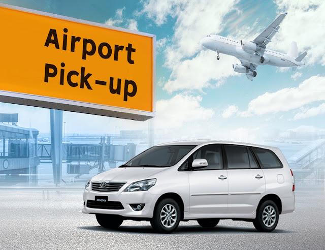 free airport pickup