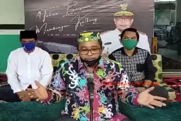 STOP PRESS!! Habib Said Ismail Mundur !!