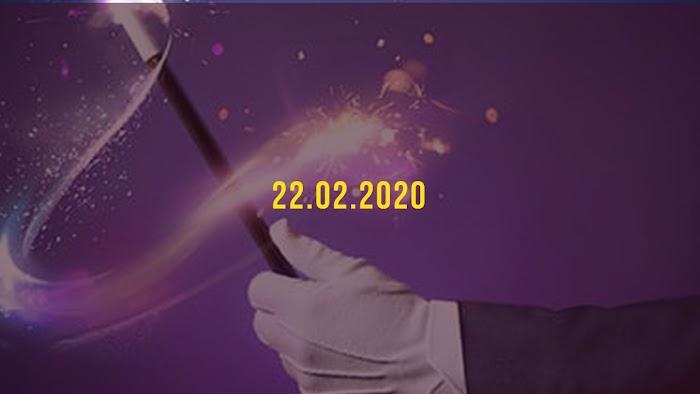 22.02.2020 – волшебство или просто день?