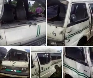 Family Grieves As Mr Adenuga Dies In A Fatal Accident In Ibadan (photos)
