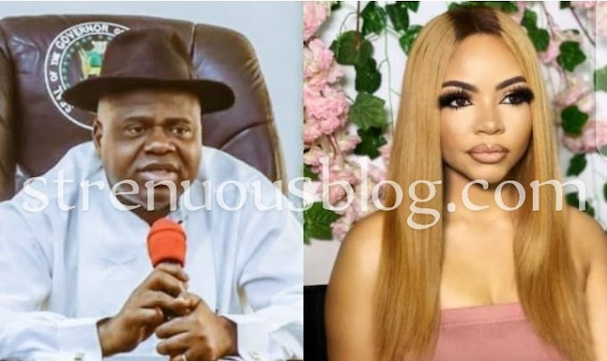 Gov Diri Speaks up on Nengi's removal as Face of Bayelsa Girl-Child