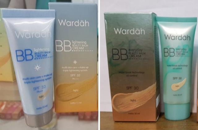 Review Wardah BB Cream Lightening & Everyday dan Cara Menggunakannya