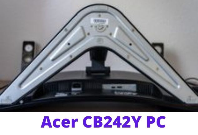 Acer CB242Y monitor stand
